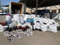 В Ошской области пресекли ввоз контрабандного товара стоимостью 3 млн сомов