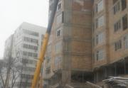 «Этажка Турапова» продолжает строиться несмотря на запрет суда