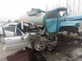 На объездной трассе произошло ДТП со смертельным исходом