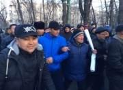 Первомайский райсуд сегодня рассматривает дело сторонников Садыра Жапарова