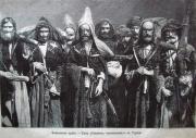 Как часть населения Кавказа оказалась на юге Кыргызстана?