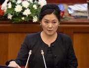Депутат Мусабекова: Я ничего не украла и никого не убила, чтобы избегать заседаний