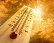 Аномальная жара, испугавшая бишкекчан, скоро закончится
