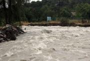 Найдено тело двухлетнего ребенка, который вчера упал в реку Аламедин