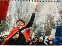«Ты мужик? Выйди на улицу». Бишкекских активистов во время выступления в Оше попросили покинуть город (видео)