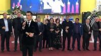 Кто из чиновников был на свадьбе сына Жалила Атамбаева? (фото)