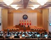 В парламенте Кыргызстане как таковых выборов не существует