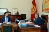 Алмазбек Усенов сообщил, что станет советником Алмазбека Атамбаева