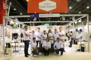 Представители 14 швейных предприятий Кыргызстана встретились в Париже с представителями розничных сетей Европы и договорились о сотрудничестве