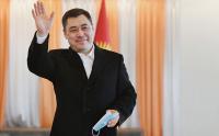 Садыр Жапаров с первым зарубежным визитом вылетел в Российскую Федерацию