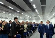Президент встретился с активом и общественностью Иссык-Кульской области
