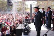 Камчыбек Ташиев: Будущее нашей страны и наших детей сейчас в ваших руках!