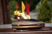 «Вечный огонь» погас ненадолго