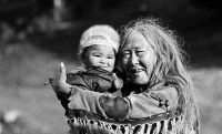 Наша шаманка – ей в этом году исполнилось бы 100 лет