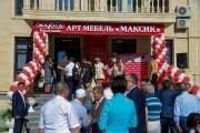 В Бишкеке открылся первый международный салон арт-мебели класса люкс «Maxick»
