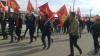 Около полутысячи сторонников Бабанова вышли на митинг в Таласе