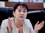 Депутат Алтыбаева опровергла слухи о том, что она собирается возглавить Министерство образования