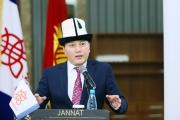 Партия «Замандаш» поддерживает Сооронбая Жээнбекова в качестве кандидата в президенты