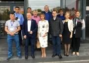 Делегация предпринимателей из КР посетила Калининград с ответным визитом