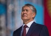Президент Кыргызской Республики Алмазбек Атамбаев прибыл в Российскую Федерацию