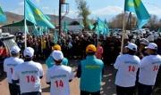 Суусамыр выбирает партию «Кыргызстан» №14!