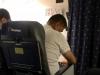 Рейс Бишкек-Ош задержали из-за опоздания пьяного депутата?