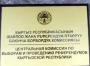 ЦИК и фракции парламента – «кыргызский парламентаризм» во всей своей красе