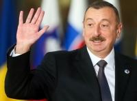 В Кыргызстан приедет президент Азербайджана Ильхам Алиев