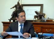 Президент  принял председателя Государственной регистрационной службы