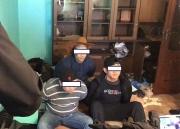В Москве задержаны члены ОПГ, рэкетировавшие своих соотечественников из КР (видео)