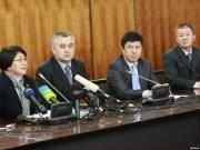 Роза Отунбаева: Я ничего не буду говорить