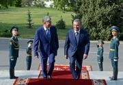 Мирзиёев: Наши народы годами ждали этого события