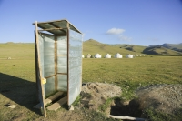 Туалет за 700 тысяч сомов построят в одной из школ Каракола