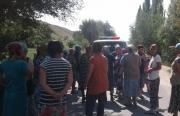 УВД Джалал-Абадской области: Дорога на Узунакмат открыта