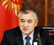 Судя по заявлению Текебаева, он доволен результатами выборов