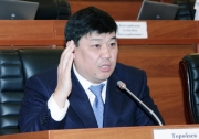 Бакыта Торобаева «за язык никто не тянул»