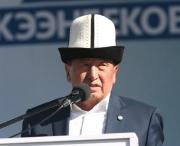 Сооронбай Жээнбеков вышел из СДПК