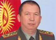 Абибилла Кудайбердиев освобожден от занимаемой должности министры обороны КР