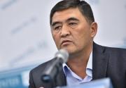 Ташиев рассчитывает на пост главы МЧС КР?