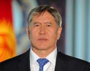 Алмазбек Атамбаев принимает участие в заседании Совета Глав государств-участников СНГ в узком составе