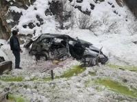 ДТП на трассе Бишкек-Ош, четверо погибли