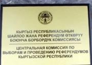 ЦИК завершил проверку подписных листов кандидатов в президенты