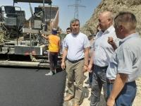 На строительство дороги Кок-Таш – Ак-Сай – Тамдык выделили 120 млн сомов в 2019 году