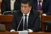 Представители правительства подставляют Сооронбая Жээнбекова?