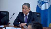 И. о. мэра Бишкека встретился с президентом Азиатского паралимпийского комитета