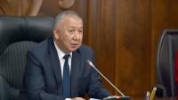 Кубатбек Боронов поручил отозвать медработников из отпусков