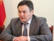 Кулматов наградил Аманкулова медалью Высшей степени
