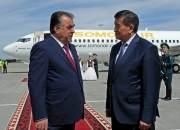 В Кыргызстан прибыл Эмомали Рахмон