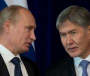 Атамбаев и Путин, вероятней всего, обсудят экономическое взаимодействие двух стран