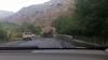 За мазут, разлитый в ущелье Чычкан, владелец грузовика заплатит всего лишь 10,5 тысяч сомов